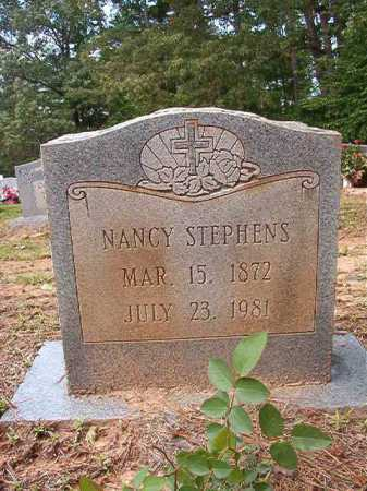 STEPHENS, NANCY - Columbia County, Arkansas | NANCY STEPHENS - Arkansas Gravestone Photos