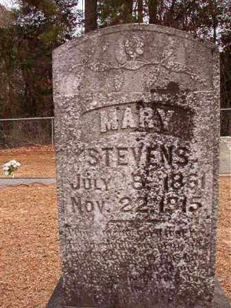 STEVENS, MARY - Columbia County, Arkansas | MARY STEVENS - Arkansas Gravestone Photos