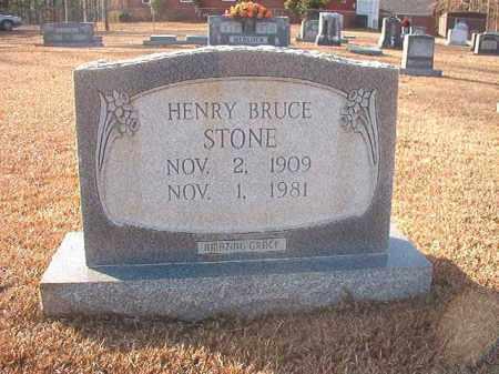 STONE, HENRY BRUCE - Columbia County, Arkansas | HENRY BRUCE STONE - Arkansas Gravestone Photos