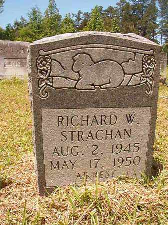 STRACHAN, RICHARD W - Columbia County, Arkansas | RICHARD W STRACHAN - Arkansas Gravestone Photos