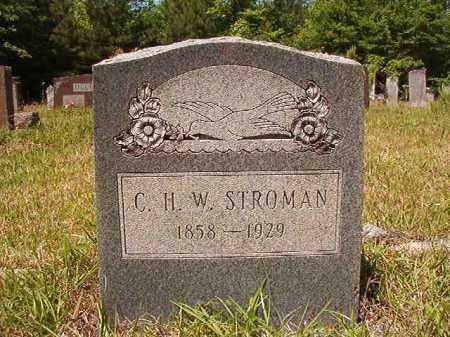 STROMAN, C H W - Columbia County, Arkansas | C H W STROMAN - Arkansas Gravestone Photos