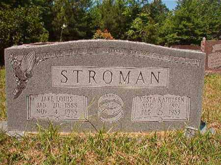 STROMAN, JAKE LOUIS - Columbia County, Arkansas | JAKE LOUIS STROMAN - Arkansas Gravestone Photos