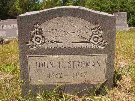 STROMAN, JOHN H - Columbia County, Arkansas | JOHN H STROMAN - Arkansas Gravestone Photos