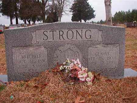 STRONG, GLADYS - Columbia County, Arkansas | GLADYS STRONG - Arkansas Gravestone Photos