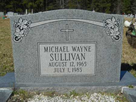 SULLIVAN, MICHAEL WAYNE - Columbia County, Arkansas | MICHAEL WAYNE SULLIVAN - Arkansas Gravestone Photos