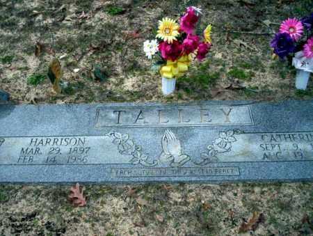 TALLEY, HARRISON - Columbia County, Arkansas | HARRISON TALLEY - Arkansas Gravestone Photos