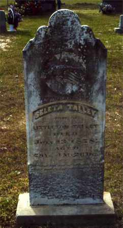 TALLEY, SELETA - Columbia County, Arkansas | SELETA TALLEY - Arkansas Gravestone Photos