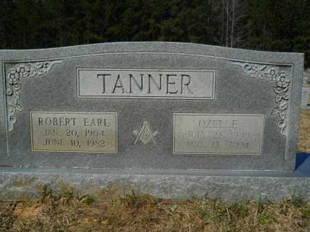 TANNER, ROBERT EARL - Columbia County, Arkansas | ROBERT EARL TANNER - Arkansas Gravestone Photos
