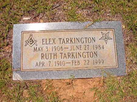 TARKINGTON, RUTH - Columbia County, Arkansas | RUTH TARKINGTON - Arkansas Gravestone Photos
