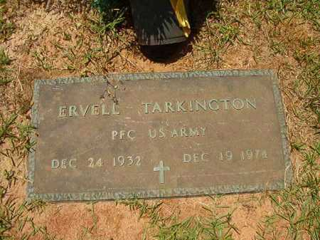 TARKINGTON (VETERAN), ERVELL - Columbia County, Arkansas | ERVELL TARKINGTON (VETERAN) - Arkansas Gravestone Photos
