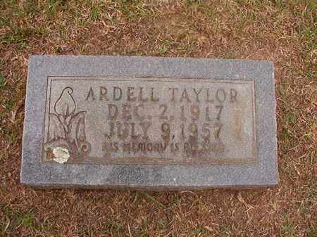 TAYLOR, ARDELL - Columbia County, Arkansas | ARDELL TAYLOR - Arkansas Gravestone Photos