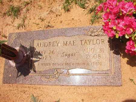 TAYLOR, AUDREY MAE - Columbia County, Arkansas | AUDREY MAE TAYLOR - Arkansas Gravestone Photos
