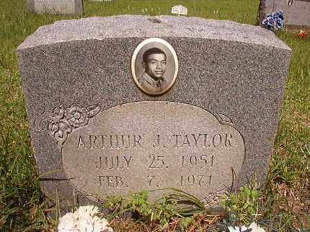 TAYLOR, ARTHUR J - Columbia County, Arkansas | ARTHUR J TAYLOR - Arkansas Gravestone Photos