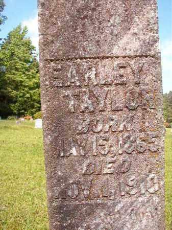TAYLOR, EARLEY - Columbia County, Arkansas   EARLEY TAYLOR - Arkansas Gravestone Photos
