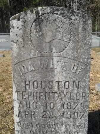 TAYLOR, IDA - Columbia County, Arkansas | IDA TAYLOR - Arkansas Gravestone Photos