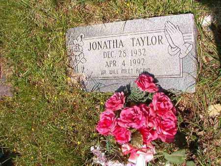TAYLOR, JONATHA - Columbia County, Arkansas | JONATHA TAYLOR - Arkansas Gravestone Photos