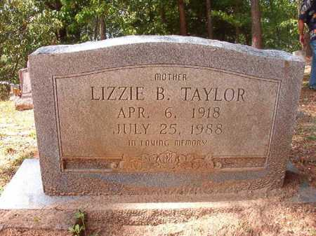 TAYLOR, LIZZIE B - Columbia County, Arkansas | LIZZIE B TAYLOR - Arkansas Gravestone Photos