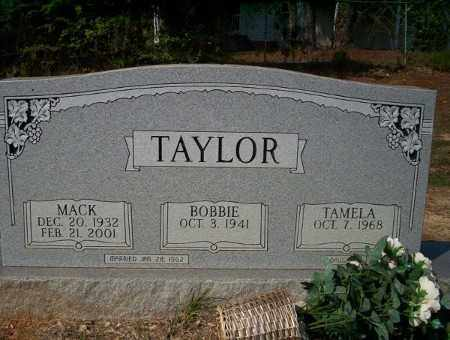 TAYLOR, MACK - Columbia County, Arkansas | MACK TAYLOR - Arkansas Gravestone Photos