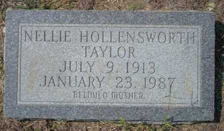 TAYLOR, NELLIE - Columbia County, Arkansas | NELLIE TAYLOR - Arkansas Gravestone Photos