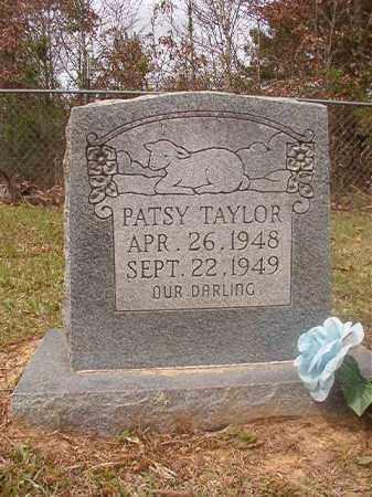 TAYLOR, PATSY - Columbia County, Arkansas | PATSY TAYLOR - Arkansas Gravestone Photos