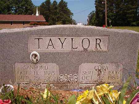 TAYLOR, SANFORD - Columbia County, Arkansas | SANFORD TAYLOR - Arkansas Gravestone Photos