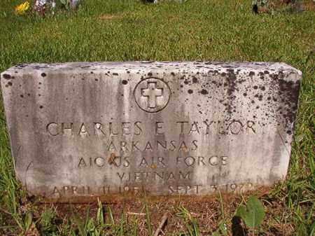 TAYLOR (VETERAN VIET), CHARLES E - Columbia County, Arkansas | CHARLES E TAYLOR (VETERAN VIET) - Arkansas Gravestone Photos