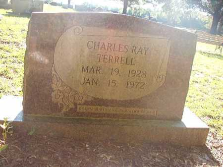 TERRELL, CHARLES RAY - Columbia County, Arkansas | CHARLES RAY TERRELL - Arkansas Gravestone Photos