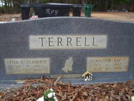 TERRELL, WILLIAM RAY - Columbia County, Arkansas | WILLIAM RAY TERRELL - Arkansas Gravestone Photos