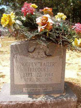 "THEODORE, NOLDEN ""KAIZER"" - Columbia County, Arkansas 