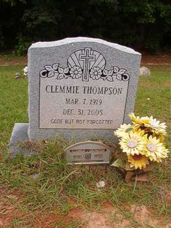 THOMPSON, CLEMMIE - Columbia County, Arkansas | CLEMMIE THOMPSON - Arkansas Gravestone Photos