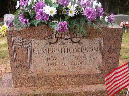 THOMPSON, ELMER - Columbia County, Arkansas | ELMER THOMPSON - Arkansas Gravestone Photos