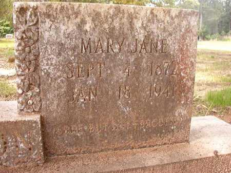 THOMPSON, MARY JANE - Columbia County, Arkansas | MARY JANE THOMPSON - Arkansas Gravestone Photos