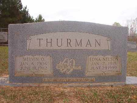 THURMAN, MELVIN O - Columbia County, Arkansas | MELVIN O THURMAN - Arkansas Gravestone Photos