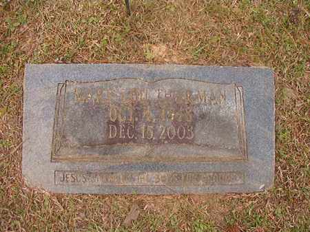 THURMAN, MARY LOU - Columbia County, Arkansas | MARY LOU THURMAN - Arkansas Gravestone Photos