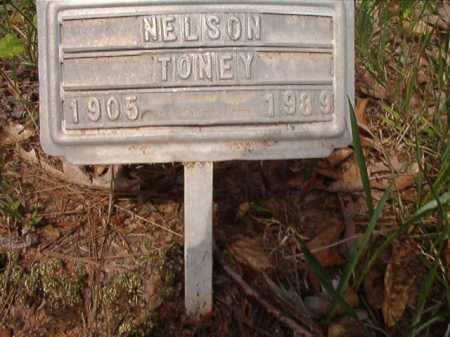 TONEY, NELSON - Columbia County, Arkansas | NELSON TONEY - Arkansas Gravestone Photos