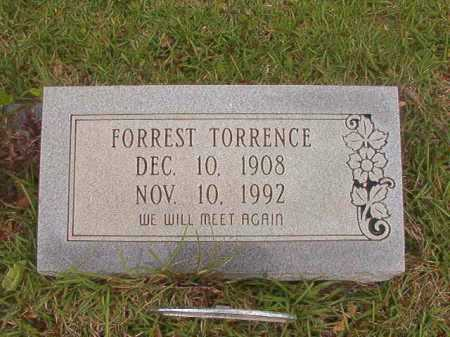 TORRENCE, FORREST - Columbia County, Arkansas | FORREST TORRENCE - Arkansas Gravestone Photos