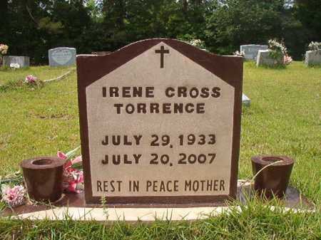 CROSS TORRENCE, IRENE - Columbia County, Arkansas | IRENE CROSS TORRENCE - Arkansas Gravestone Photos