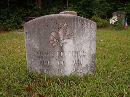 TORRENCE, LUMIS - Columbia County, Arkansas | LUMIS TORRENCE - Arkansas Gravestone Photos