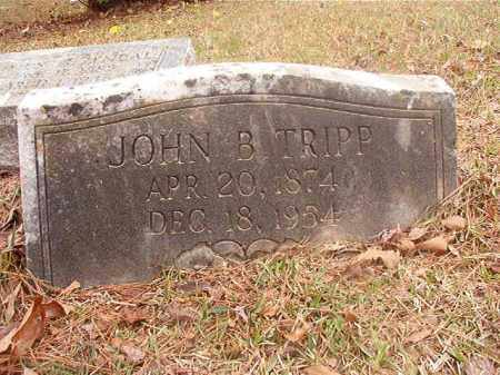 TRIPP, JOHN B - Columbia County, Arkansas | JOHN B TRIPP - Arkansas Gravestone Photos