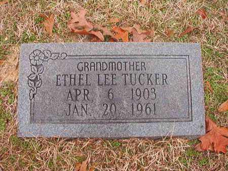 TUCKER, ETHEL LEE - Columbia County, Arkansas | ETHEL LEE TUCKER - Arkansas Gravestone Photos