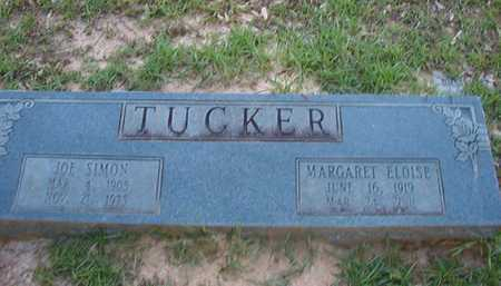 TUCKER, JOE SIMON - Columbia County, Arkansas | JOE SIMON TUCKER - Arkansas Gravestone Photos