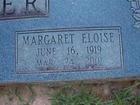 TUCKER, MARGARET ELOISE (CLOSEUP) - Columbia County, Arkansas | MARGARET ELOISE (CLOSEUP) TUCKER - Arkansas Gravestone Photos