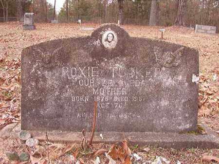 TUCKER, ROXIE - Columbia County, Arkansas | ROXIE TUCKER - Arkansas Gravestone Photos