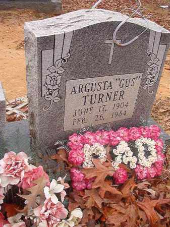 "TURNER, ARGUSTA ""GUS"" - Columbia County, Arkansas 