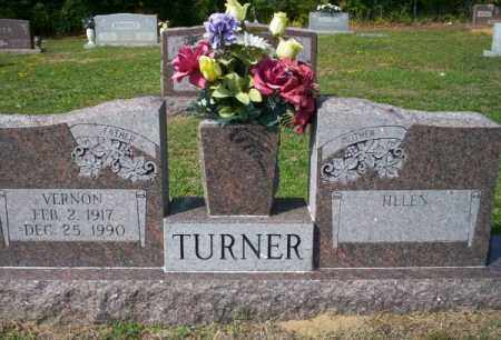 TURNER, VERNON - Columbia County, Arkansas | VERNON TURNER - Arkansas Gravestone Photos
