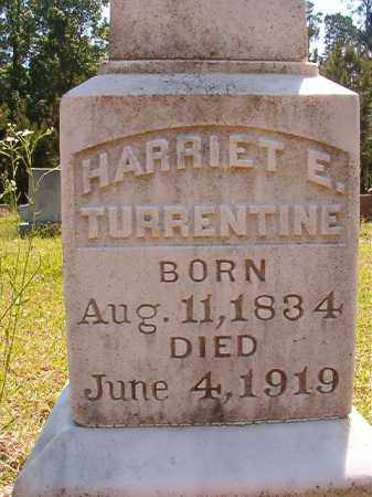 TURRENTINE, HARRIET E - Columbia County, Arkansas | HARRIET E TURRENTINE - Arkansas Gravestone Photos