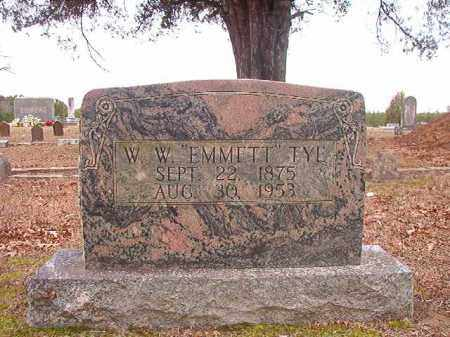 "TYE, W W ""EMMITT"" - Columbia County, Arkansas 