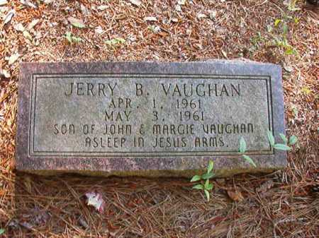VAUGHAN, JERRY B - Columbia County, Arkansas | JERRY B VAUGHAN - Arkansas Gravestone Photos