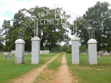 *WALDO, CEMETERY - Columbia County, Arkansas   CEMETERY *WALDO - Arkansas Gravestone Photos