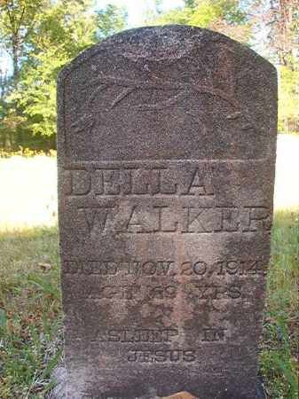 WALKER, DELLA - Columbia County, Arkansas | DELLA WALKER - Arkansas Gravestone Photos
